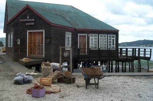 museo historico dalcahue